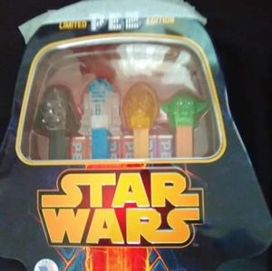 Star Wars Pez limited edition